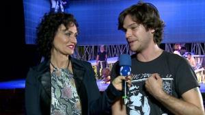 Em�lio Dantas revela que ficou nervoso por interpretar Cazuza para Lucinha