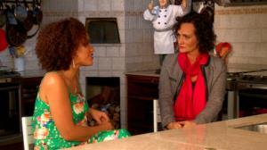 'Eu sou muito vaidosa', diz Mariene de Castro a Faa Morena