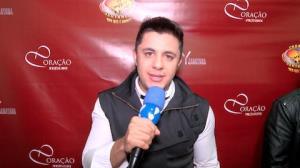 Cristiano Ara�jo fala sobre sucessos em 2014
