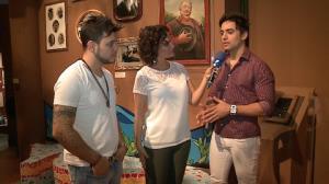Fred e Gustavo falam sobre import�ncia da educa��o dos pais