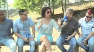 M�sicos revelam seus times do cora��o no Rio e em S�o Paulo
