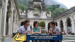 'A gente faz por amor', diz Bruninho sobre m�sica