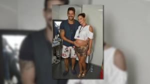 Esposa de Felipe Pezzoni � coberta de elogios por Faa Morena