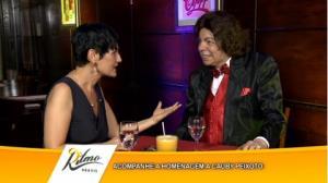 Relembre entrevista de Cauby Peixoto ao Ritmo Brasil