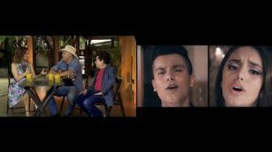 """""""Tem que fazer por amor"""", diz Rionegro sobre carreira dos filhos cantores"""