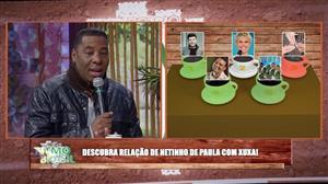 Netinho de Paula lembra quando substituiu Xuxa como apresentador