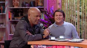 "Saiba se Rick adoça ou amarga o ""café"" para Renner"