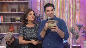 Edu Guedes prepara sobremesa especial para Faa Morena