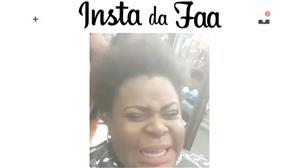 """Vídeo postado por Jojo Todynho é destaque do """"Insta da Faa"""""""