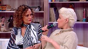 """""""Há espaço para todos os gêneros"""", diz Naíma sobre rixa no cenário musical"""