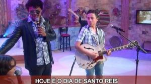 Ritmo Brasil recebe convidados especiais em homenagem ao Dia dos Pais