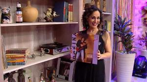 """Faa Morena indica disco de Marina Lima no """"Bolachão"""""""