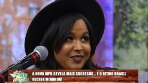 """Miranda relembra início na música: """"Começou com as poesias que eu escrevia"""""""