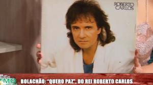 """Bolachão: Faa Morena recomenda """"Quero Paz"""", de Roberto Carlos"""