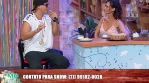 "Mr. Galiza fala da mistura de estilos que resultou no ""swinggaeton"""