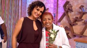 """""""É uma grande mulher"""", diz Alcione em homenagem a Leci Brandão"""