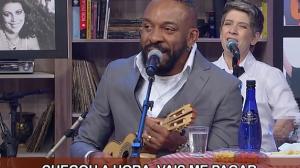Músico conta que jogou no Flamengo antes de viver de samba