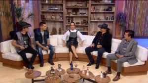Ritmo Brasil recebe Eduardo Araújo, Ângelo Máximo e a dupla Léo e Júnior