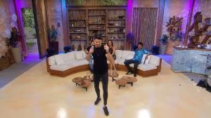 Faa Morena convida Gabriel Gava para soltar a voz no palco do Ritmo Brasil