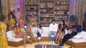 Faa Morena recebe o grupo Axé Blond e Arlindinho no Ritmo Brasil