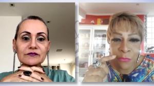 """Silvetty Montilla nega ter rejeitado Parada LGBT: """"Não fui convidada"""""""