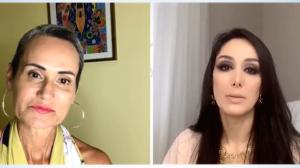 """Marina Elali fala de fase fora dos palcos: """"Estou em momento bem mãe"""""""