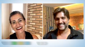 Leo Chaves participa do 'Ritmo Brasil' deste sábado (23)
