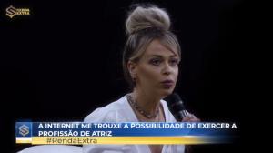 """Marcela Tavares: """"Ganho mais dinheiro no Facebook do que no YouTube"""""""