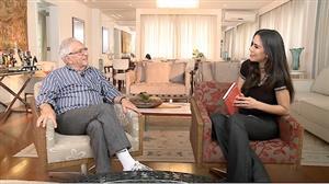 Assista à íntegra da entrevista com Carlos Alberto de Nóbrega