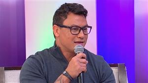 """Popó fala sobre filho homossexual: """"Tratamento é de igual para igual"""""""