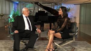 """Dani Albuquerque entrevista Boris Casoy no """"Sensacional"""" desta quinta (21)"""