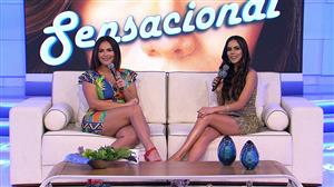 """""""Sensacional"""" recebe Geisy Arruda e promove debate sobre bullying"""