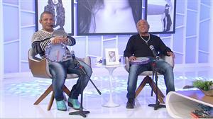 Caju e Castanha contam como foi abrir noite do Iron Maiden no Rock in Rio
