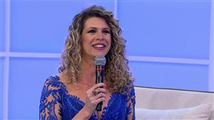 """Cida Marques é entrevistada no """"Papo com Dani"""" do """"Sensacional"""""""