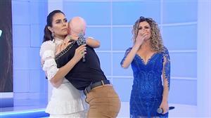 Ex-Miss São Paulo vai às lágrimas ao mostrar grave sequela da anorexia