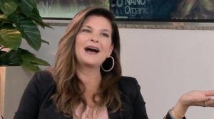 """Cristiana Oliveira revela que ator ficou """"excitado"""" ao contracenar com ela"""
