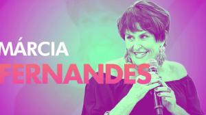 """Márcia Fernandes revela o futuro dos famosos no """"Sensacional"""" de hoje (27)"""