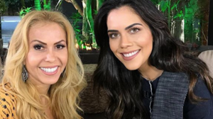 Nesta quinta-feira (4) Daniela Albuquerque recebe Joelma no Sensacional