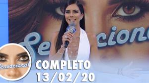 Sensacional com Perla (13/02/2020) | Completo