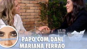 """""""Me achava inútil sendo mãe"""", diz Mariana Ferrão sobre depressão pós-parto"""
