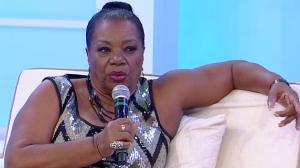 """Neusa Borges revela mágoa com Ailton Graça: """"Não gosto de gente falsa"""""""
