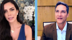 Luís Ernesto Lacombe conversa com Dani Albuquerque nesta quinta-feira (3)
