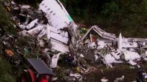 Lacombre sobre a queda do avião da Chapecoense: Foi uma irresponsabilidade
