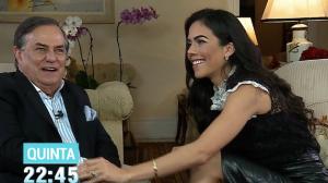 'Sensacional' relembra entrevista com Ronnie Von nesta quinta-feira (21)