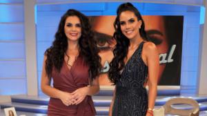 Luiza Ambiel é a convidada do Sensacional desta quinta-feira (11), às 22h45