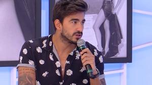 Ex-BBB Guilherme Napolitano comenta áudio de Boninho com Projota