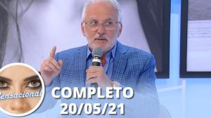 Sensacional (20/05/21)   Completo