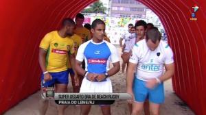 Beach Rugby: veja os primeiros jogos do Super Desafio BRA deste sábado (17)