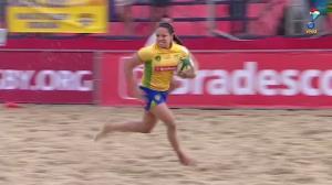 Beach Rugby: veja os últimos jogos do Super Desafio BRA deste sábado (17)