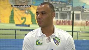 Luiz Ceará entrevista Cafú